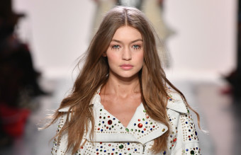 Джиджи Хадид, моделки