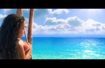 Моана, анимационен филм