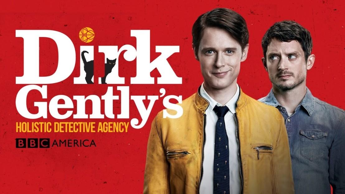 Дърк Джентли Dirk Gently's Holistic Detective Agency