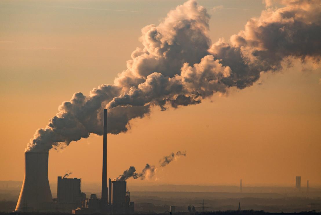 парников газ, замърсяване
