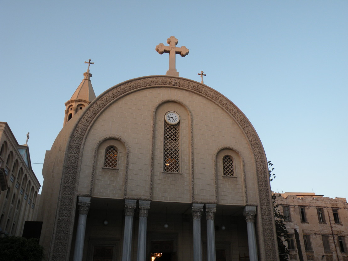 alexandria cathedral st mark