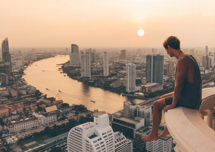 instagram, двойка, пътуване