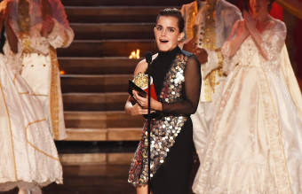 Ема Уотсън, MTV, награди, пол
