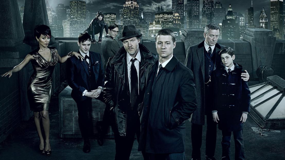 Gotham готъм