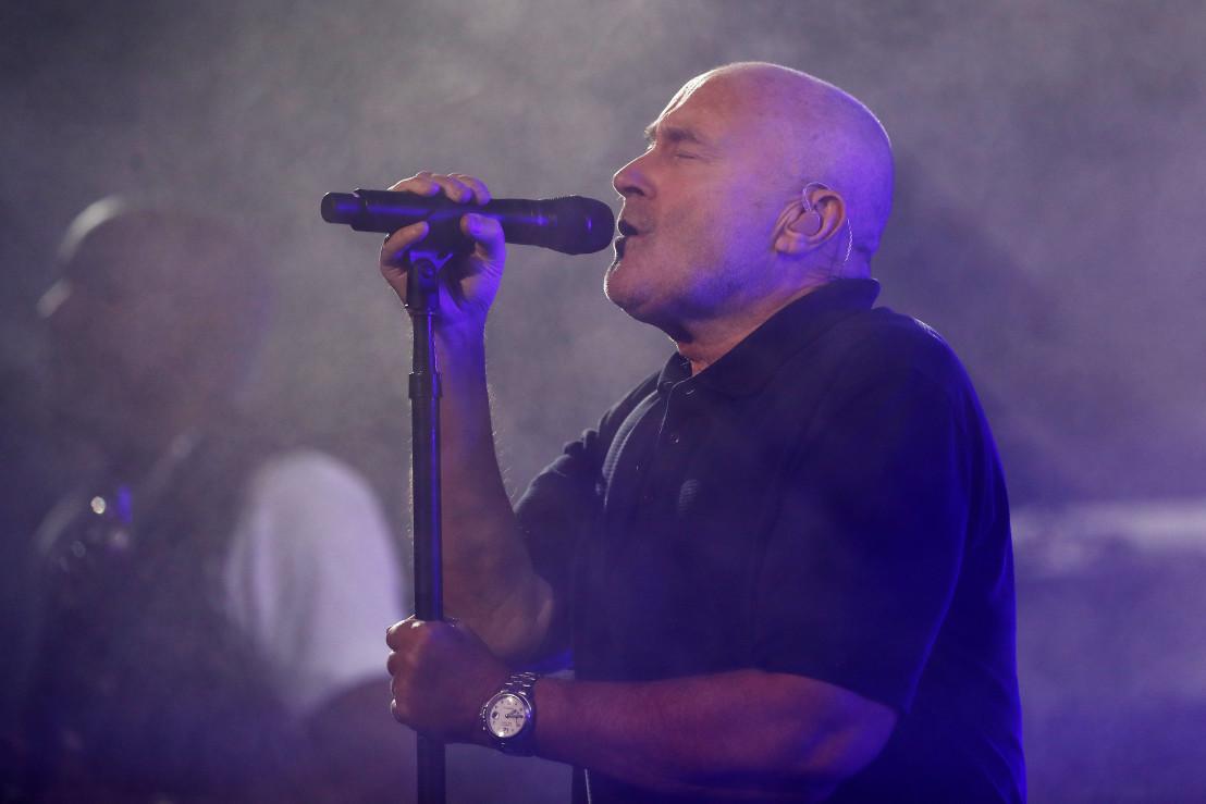Фил Колинс, Phil Collins