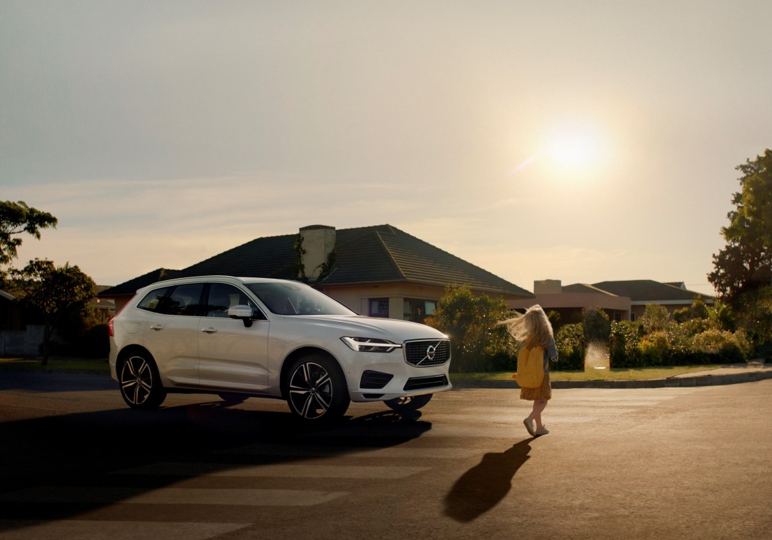 New Volvo XC60 brand film image