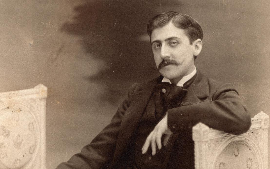 Марсел Пруст, писател