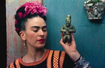 Фрида Кало, художник, жена