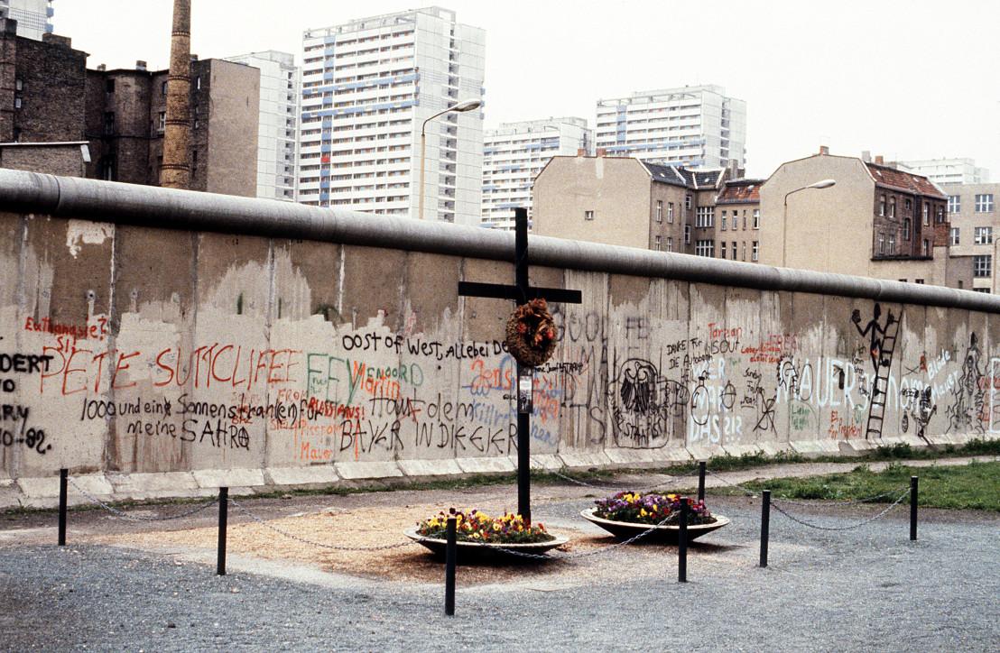 Петер Фехтер, Берлинската стена