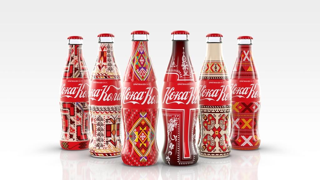 Coca Cola Ethno
