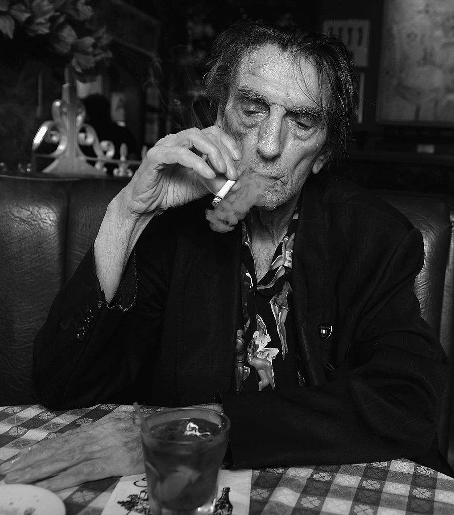 """Portrait Session With The Cast Of """"Harry Dean Stanton: Partly Fiction"""""""