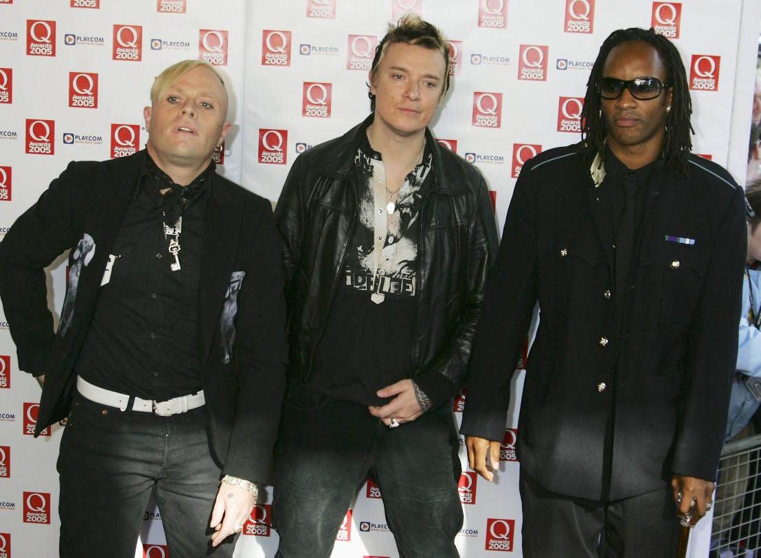 The Q Awards 2005 - Arrivals