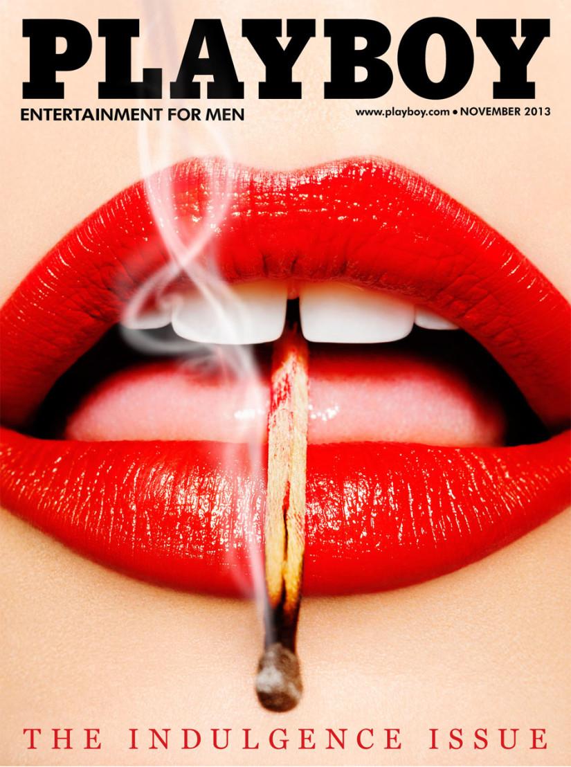 playboy november 2013 cover