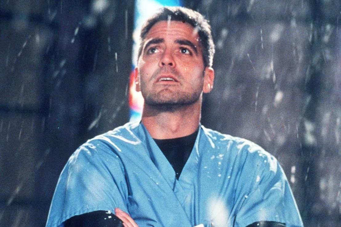 доктор рос, лекар, джордж клуни, спешно отделение