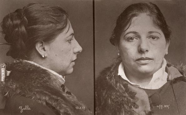 Margareta Gertruida Zelle, called Mata-Hari