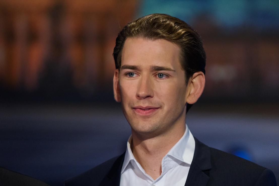 Себастиан Курц, Австрия, министър-председател