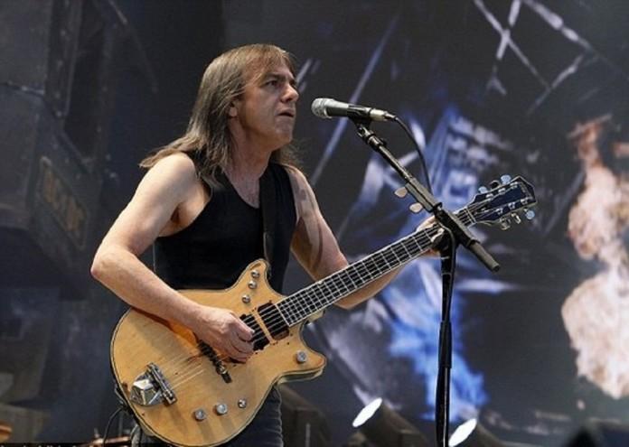 AC/DC Малкълм Йънг