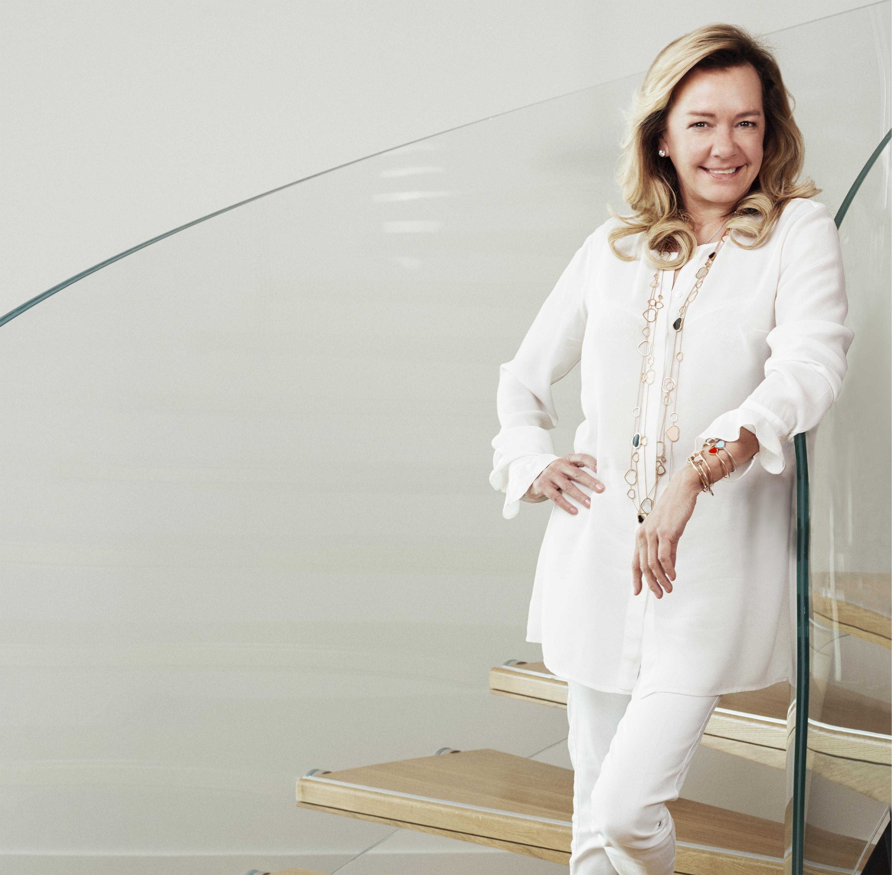 Caroline Scheufele, Chopard co-president 1