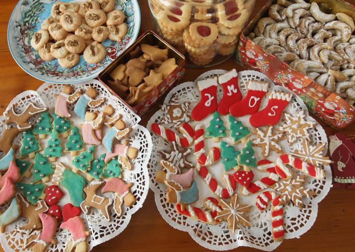 European Christmas Cookies
