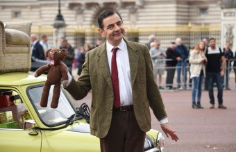 Rowan Atkinson's Mr. Bean Brings Mayhem To The Mall