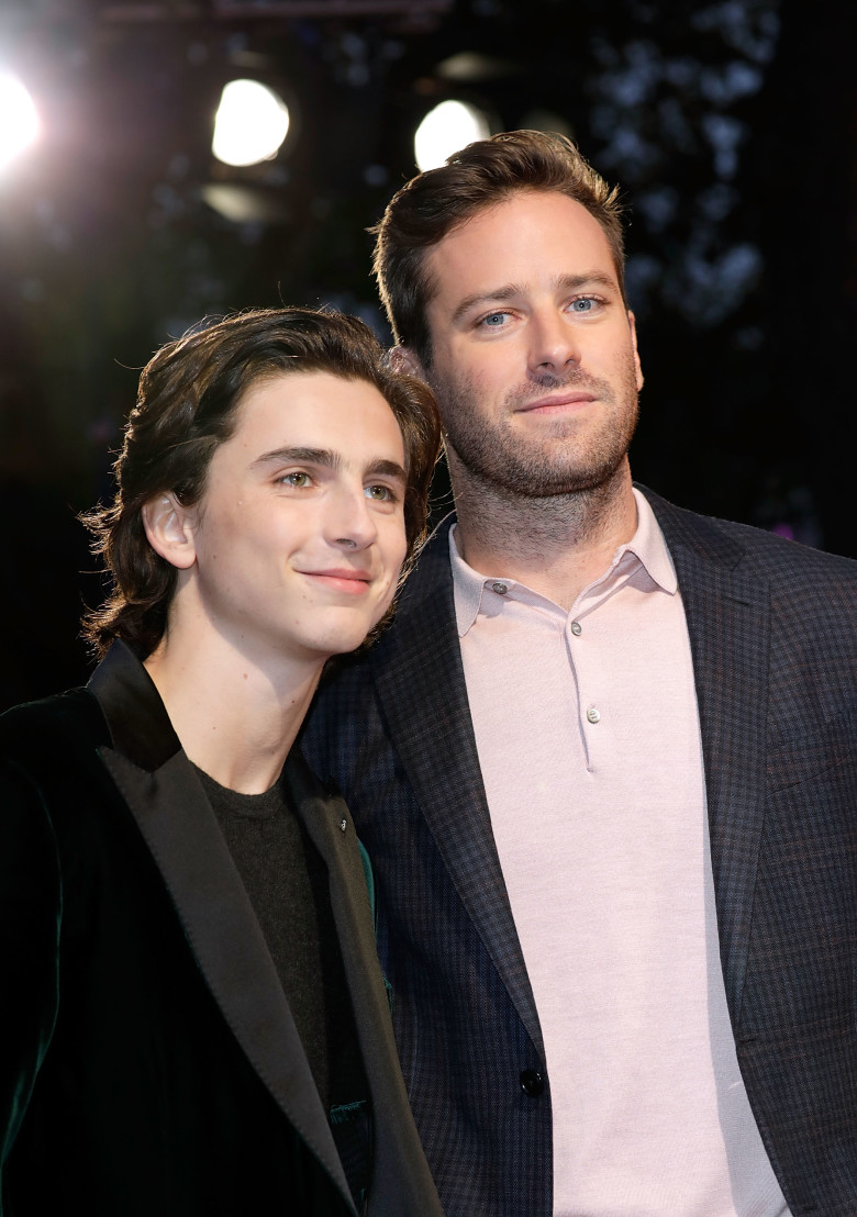 """Call Me By Your Name"" UK Premiere - 61st BFI London Film Festival"