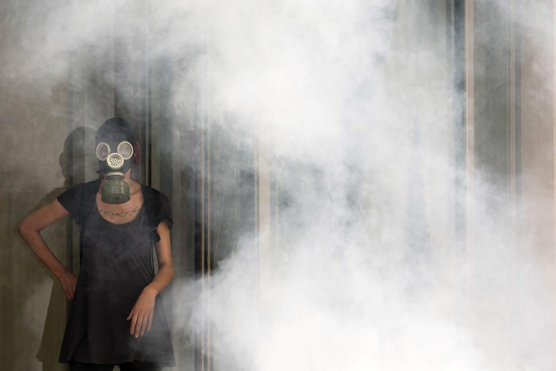 здравословен живот, противогаз, въздух,  мръсен въздух, софия, замърсяване, био