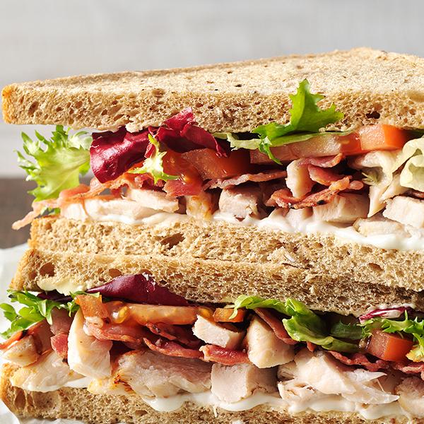 Клуб сандвич deli2go