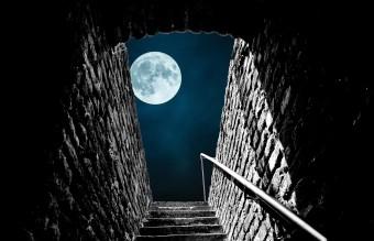 луна, пълнолуние, суперлуние