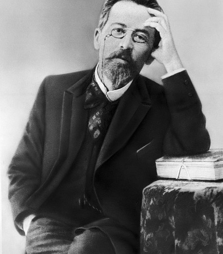Novelist and Playwright Anton Chekhov
