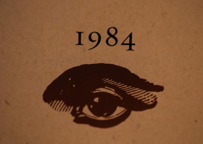 джордж оруел, 1984