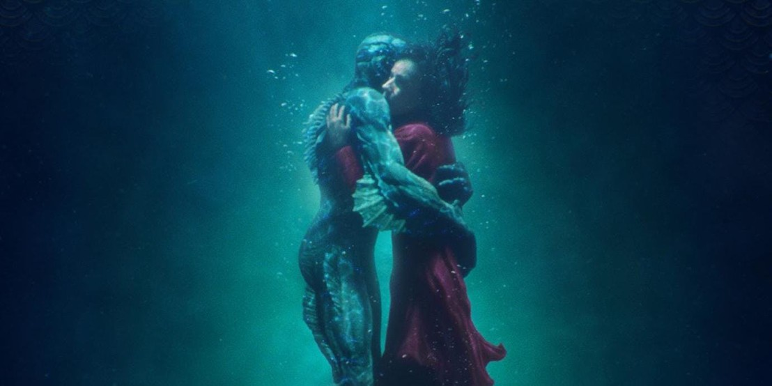 the shape of water ,формата на водата
