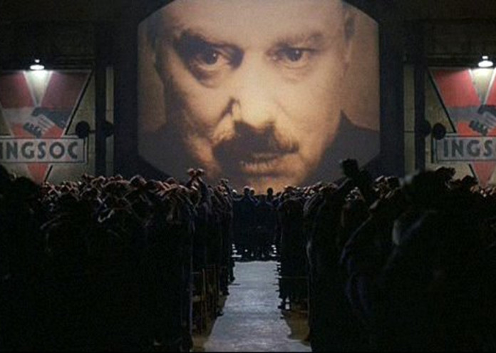 1984, джордж оруел, филм, майкъл редфорд