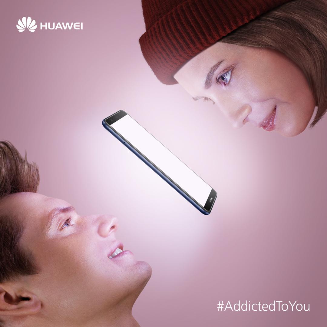 Huawei #AddictedToYou