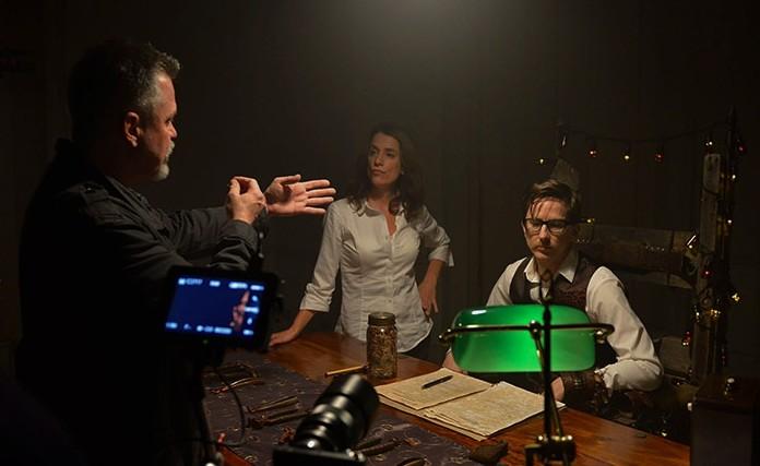 Karl_directing