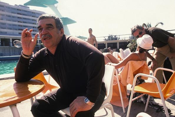 Gabriel Garcia Marquez A La Havane
