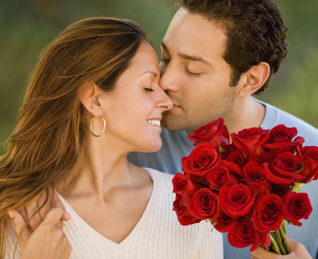 романтика, рози