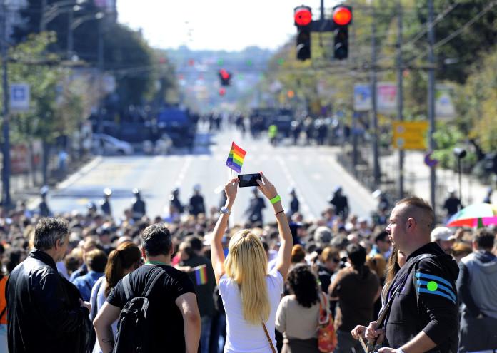 Balkan pride Belgrade 2015