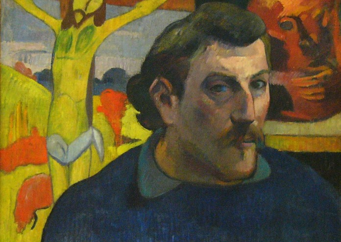 Gauguin_portrait_1889
