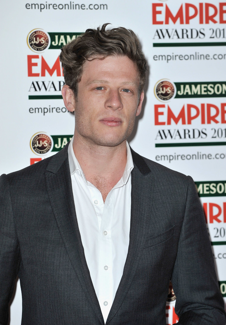 Jameson Empire Awards 2013 Arrivals