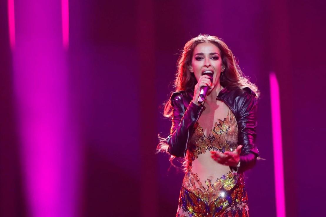 cyprus-eleni-foureira-rehearsal-eurovision-2018