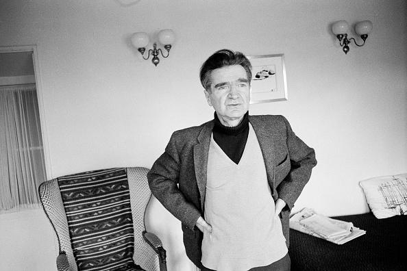 Romanian writer Emil Cioran