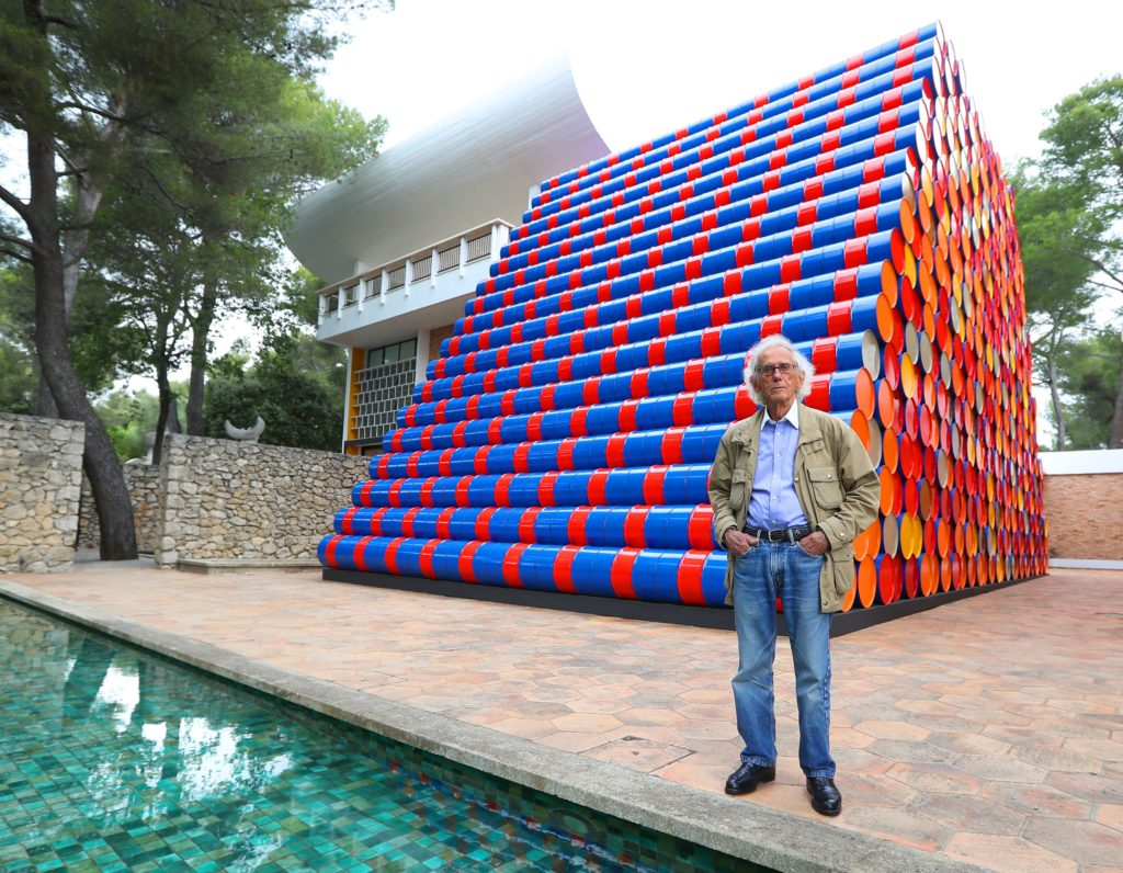 FRANCE-ART-CHRISTO-MAEGHT-FOUNDATION