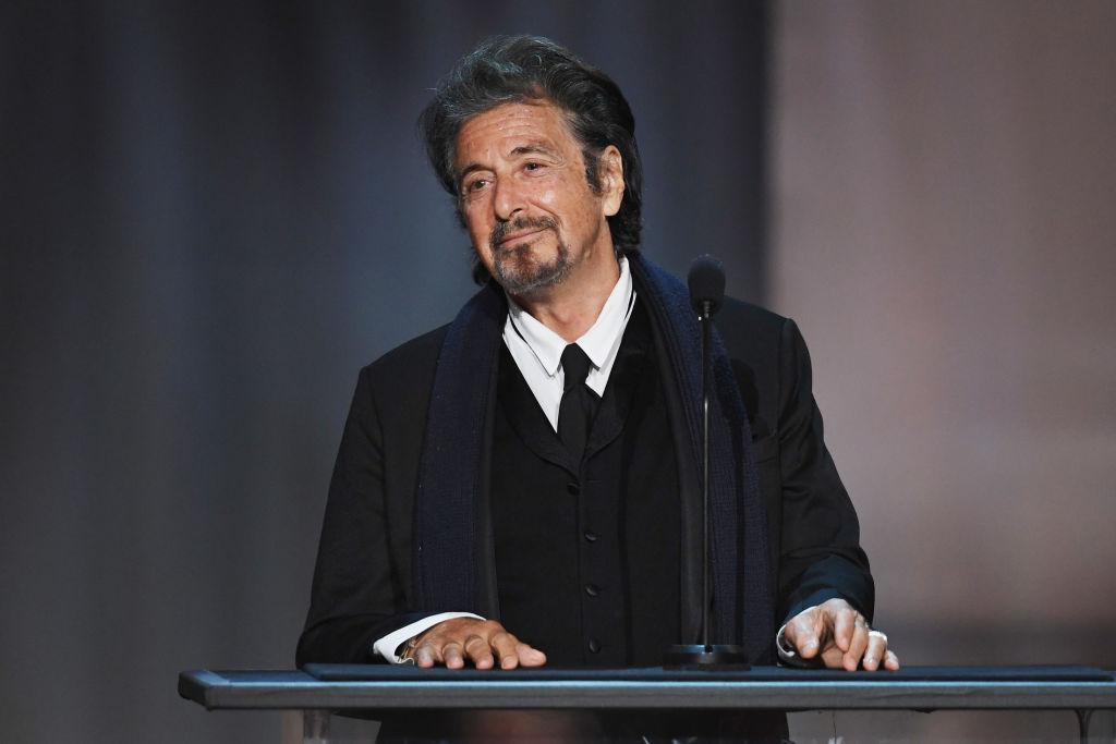 American Film Institute's 45th Life Achievement Award Gala Tribute to Diane Keaton - Fixed Show Al Pacino