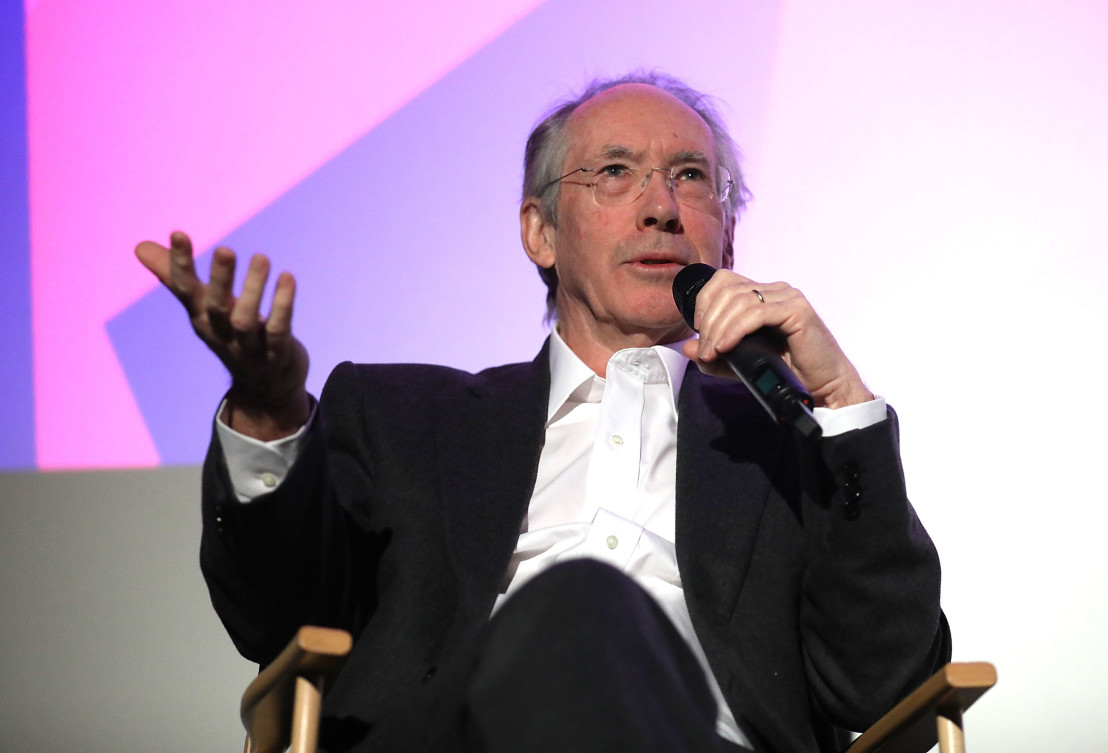 LFF Connects: Ian McEwan - 61st BFI London Film Festival