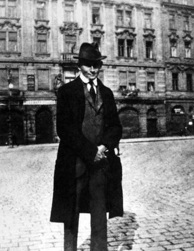 PortraitOf FranzKafka