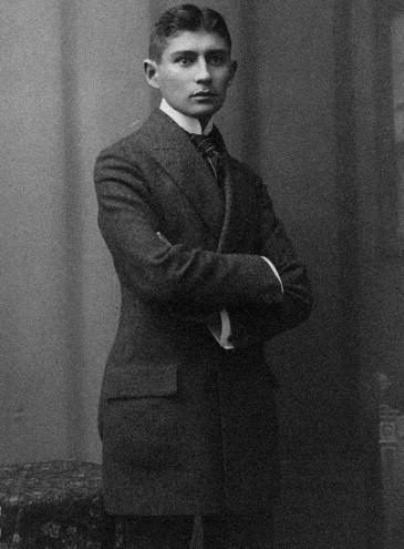 Franz Kafka. Artist: Anonymous