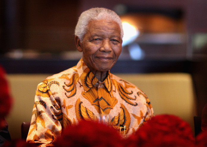 One&Only Cape Town: Luncheon In Honour Of Nelson Mandela