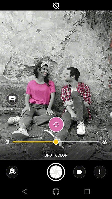 Moto X4 Global Screens
