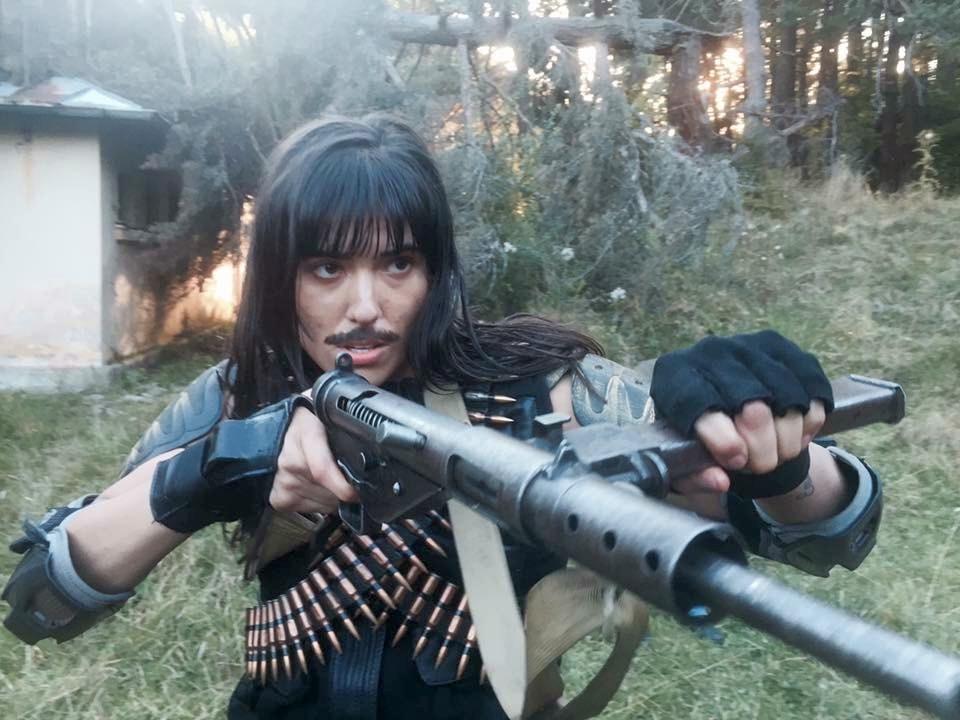 Doroteya Toleva_Bullets of justice