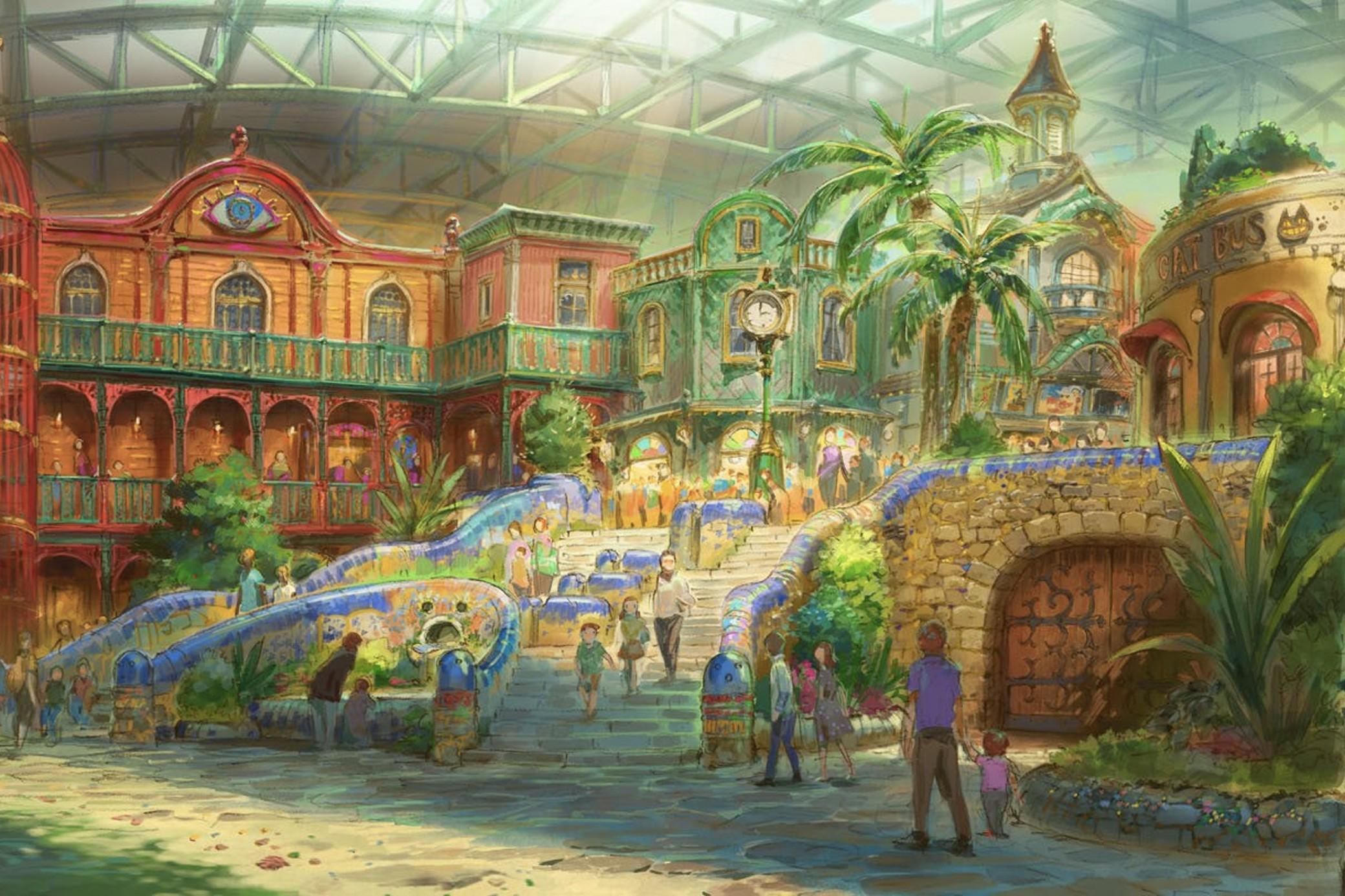 Arch2O-StudioGhibli-ThemePark-3